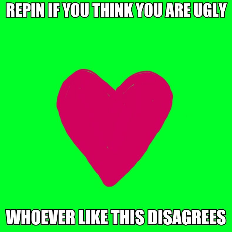 Pin By Adrianne Sears On Comment Board I Am Ugly Im Ugly I Can