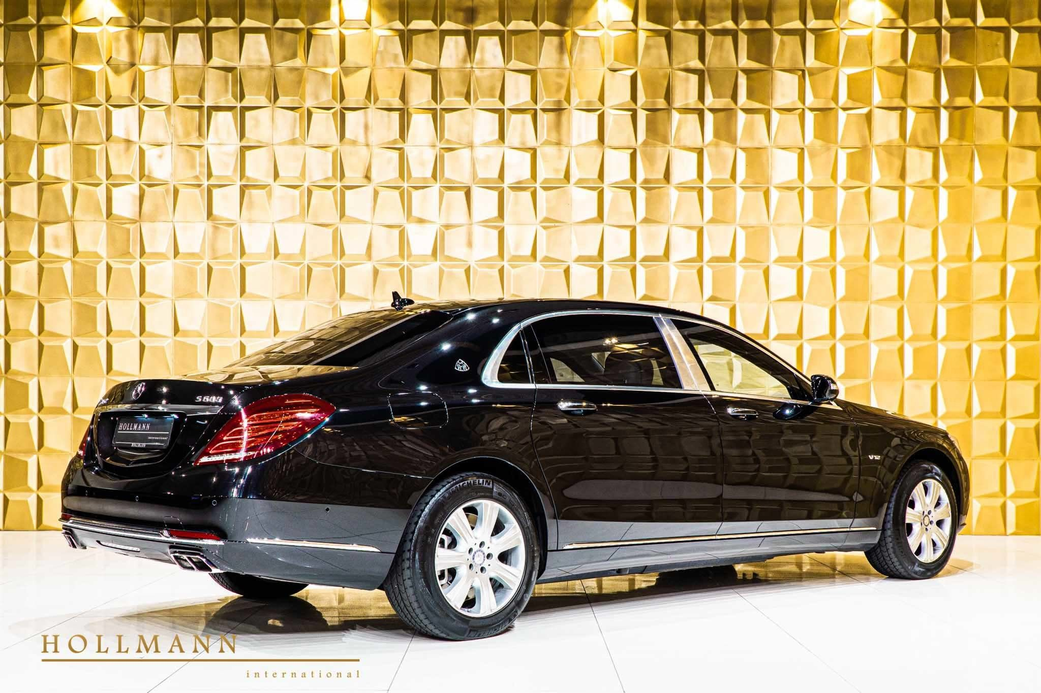 Mercedes Maybach S 600 Guard B7 Vr9 Armoured Hollmann Luxury Pulse Cars Germany For Sale On Luxurypulse Mercedes Maybach Maybach Mercedes Benz Maybach