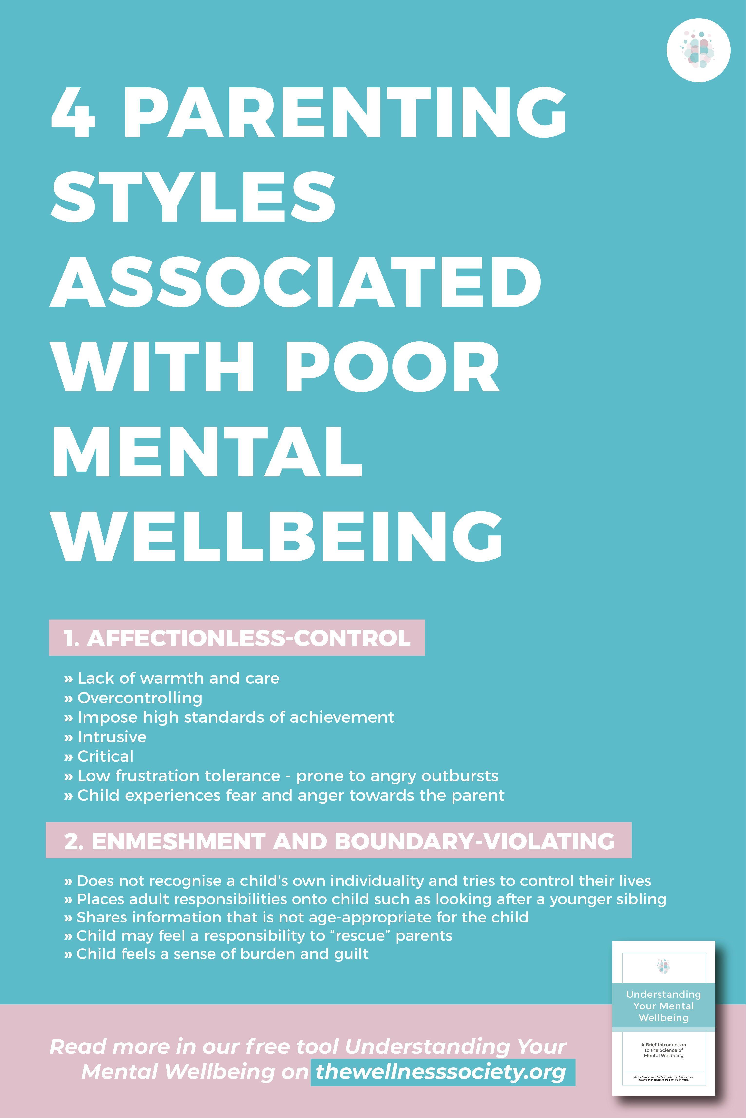 Understanding Your Mental Wellbeing Workbook In