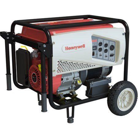 Honeywell 9,375 Watt OHV Portable Gas Powered Generator with