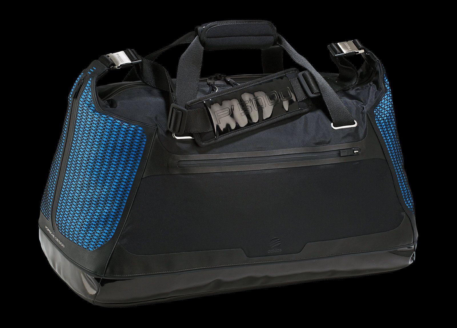 f082a2a9fdb8 Porsche Design RUN Functional Gym Bag Blue