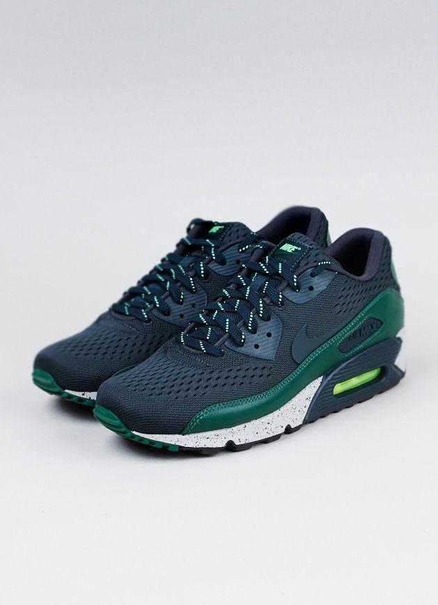 e65768e53d600 Nike Air Max 90-EM Green.