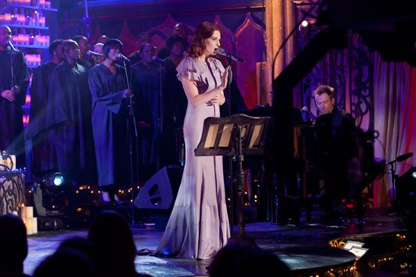 Florence The Machine Performs For Mtv S Unplugged Mtv Photo