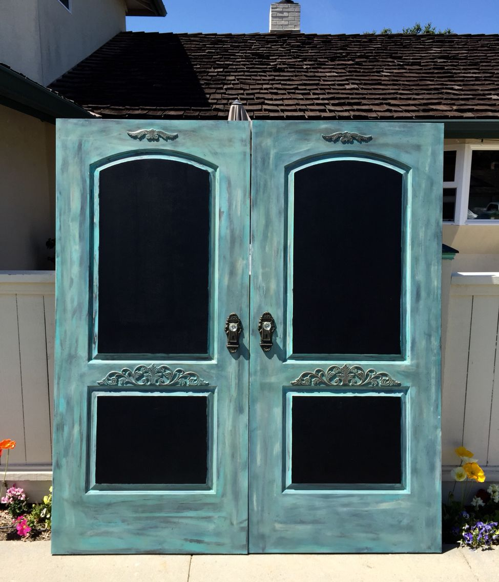 chalkboard doors original plain door from lowes 34 on home depot paint sale id=36079