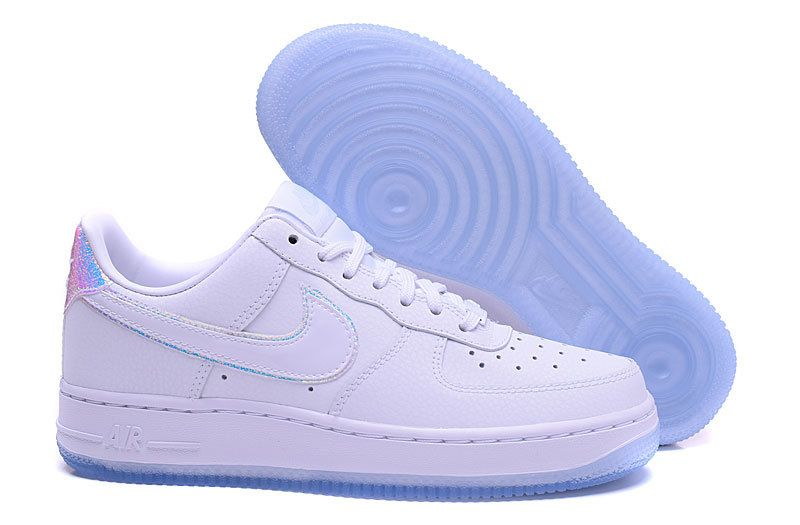 64883d2daabd nike air force 1 07 Prm low white lover shoes