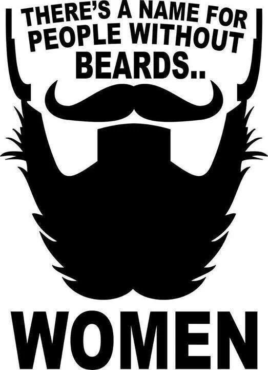 Miraculous Theres A Name For People Without Beards Women Beard Jokes Hairstyle Inspiration Daily Dogsangcom