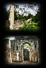 Shanga Ruins