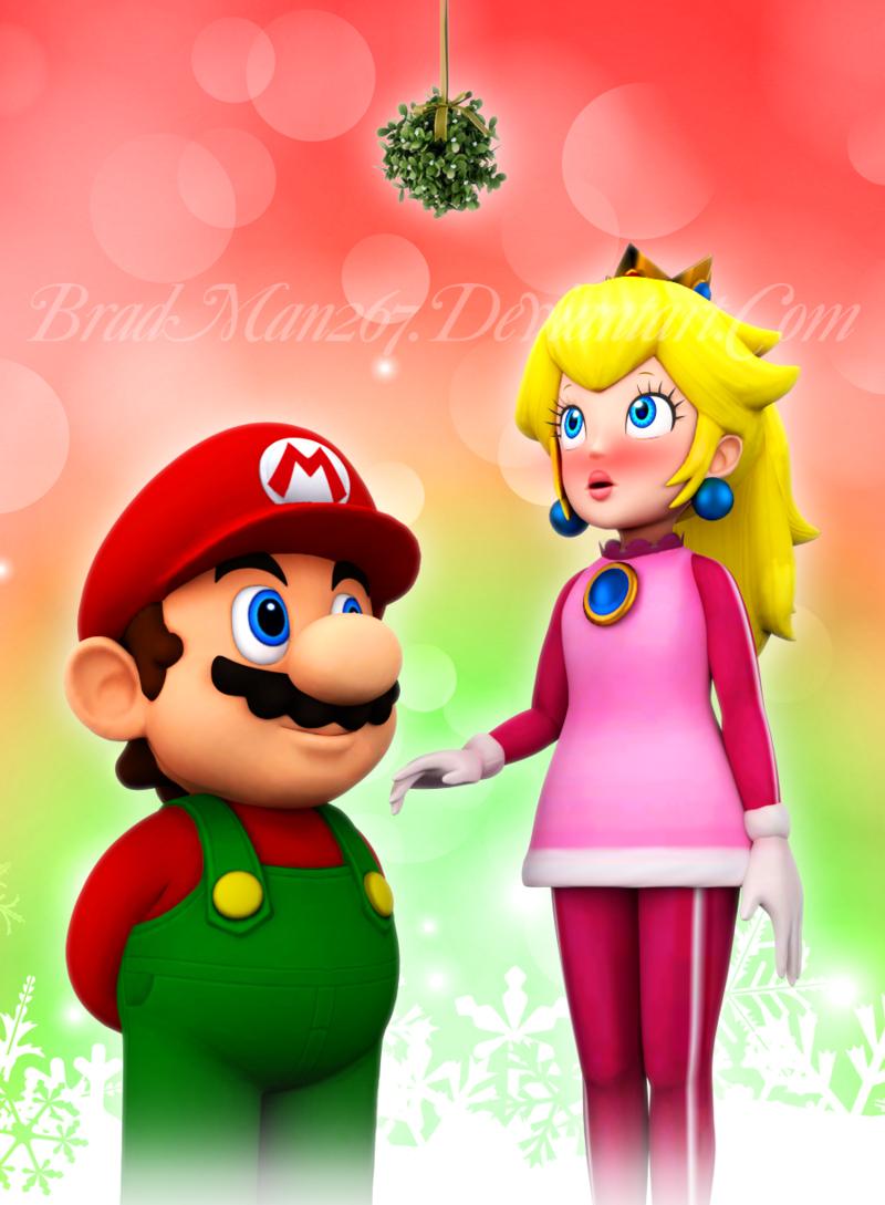 Christmas Mario Png.Pin By Gameandwill On Gaming Peach Mario Mario Mario Bros