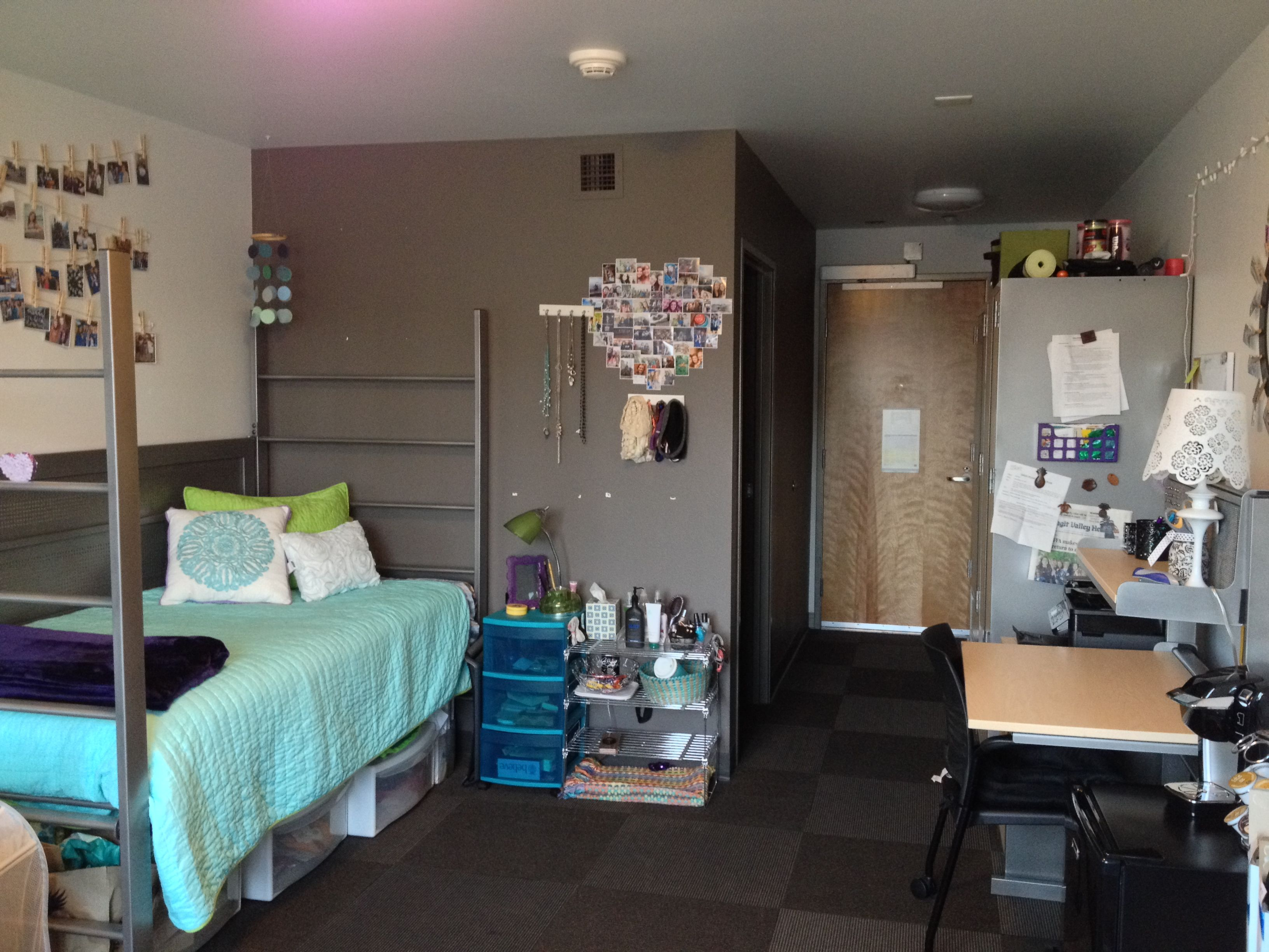 My Freshman Dorm Room ) #Uw #Dorm #College