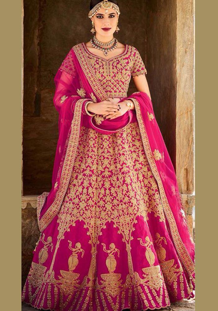 Pin de Elegant Gauri en Bridal Lehengas | Pinterest