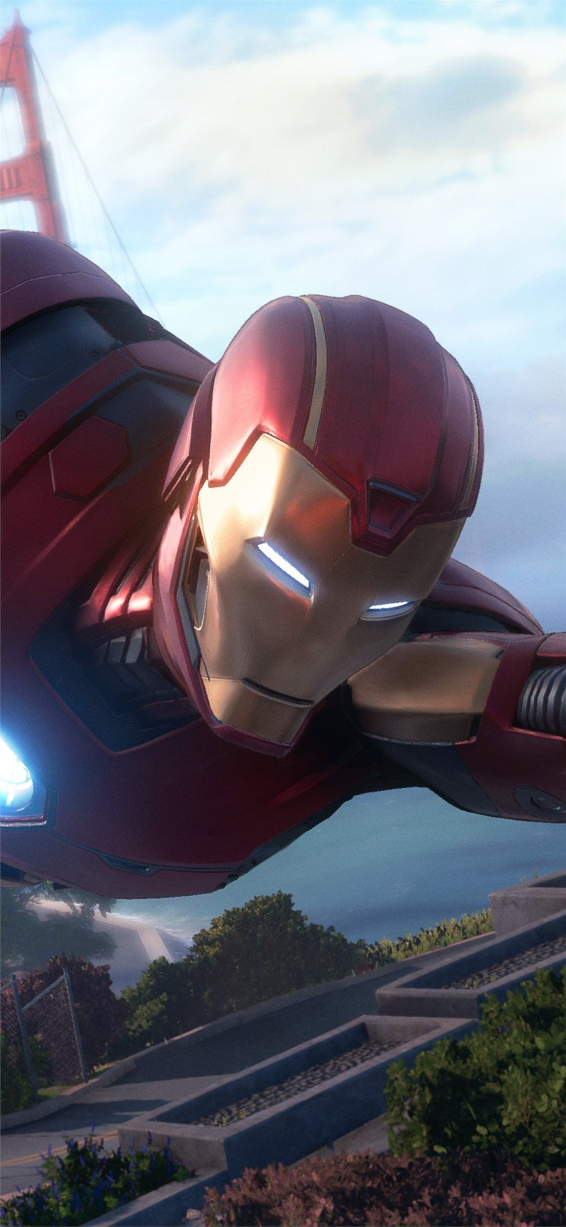 Free download the marvel avengers iron man Wallpaper