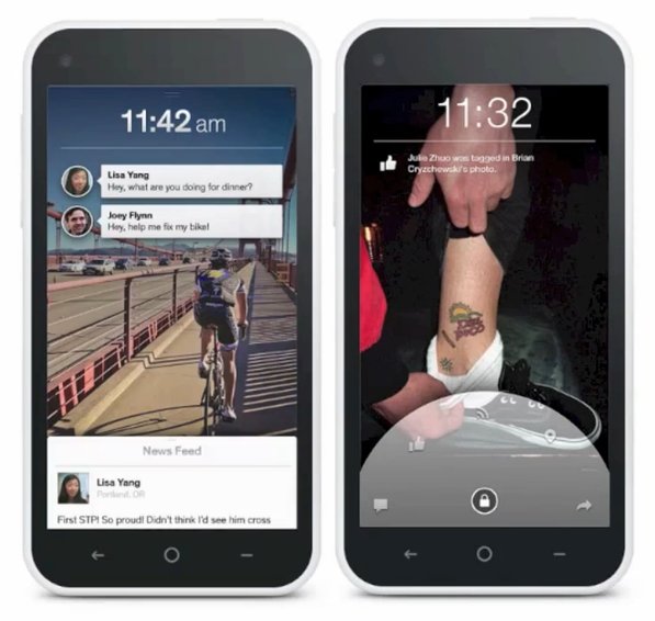 """""""Designing Facebook Home"""" Video Gives Rare Look At Prototypes And Iteration Process - http://mobilephoneadvise.com/designing-facebook-home-video-gives-rare-look-at-prototypes-and-iteration-process"""