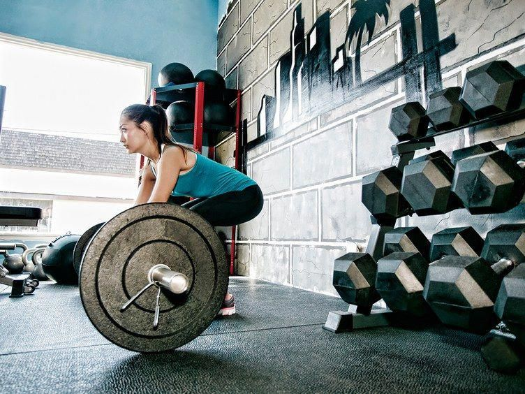 The Truth Behind Weight Lifting: To go heavy or go light? | SELF   If you're training for muscular e...