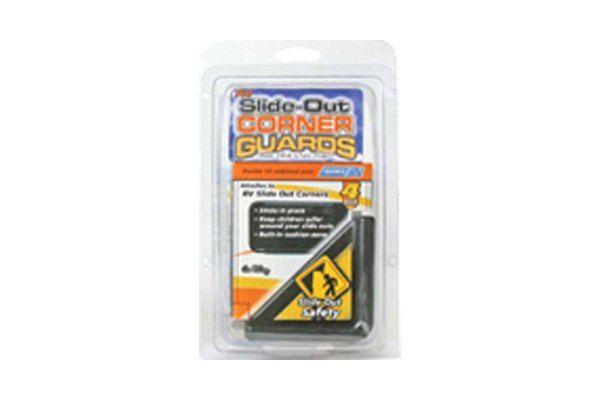 Camco® - Black Slideout Corner Guard