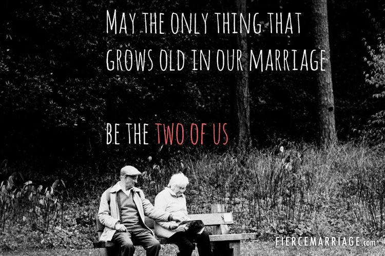 Encouraging Marriage Quotes & Images Growing old