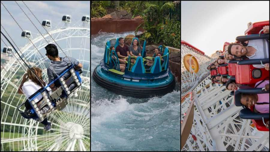 Quatang Gallery- These 10 Amazing Water Parks From Around The World Will Leave Wonder Struck With Sky High Watersides And Cool Breezy Wave Pools Water Park Indoor Waterpark Best Travel Gifts