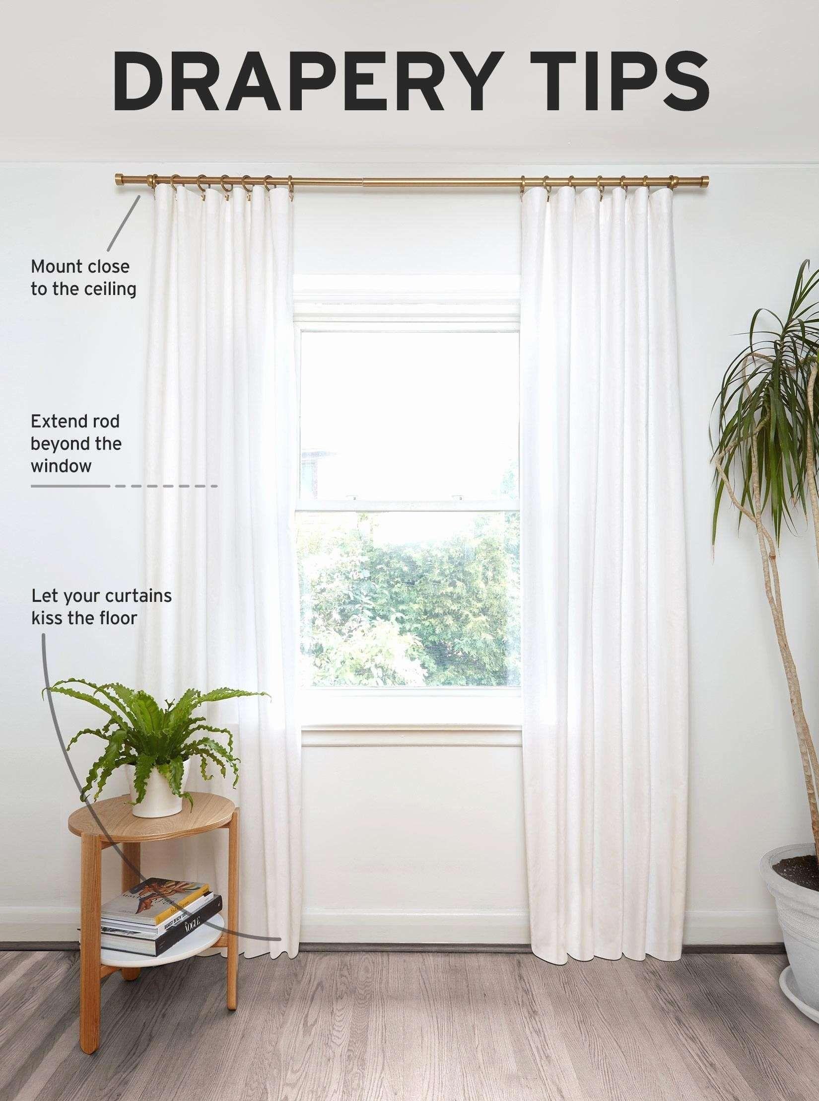 Best Of Decorative Garden Post Curtains Inside Window Frame
