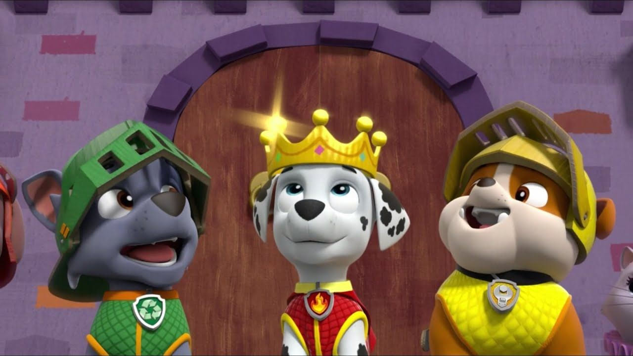 Paw Patrol Mission Paw - Nick Jr Firefighters Kids Game