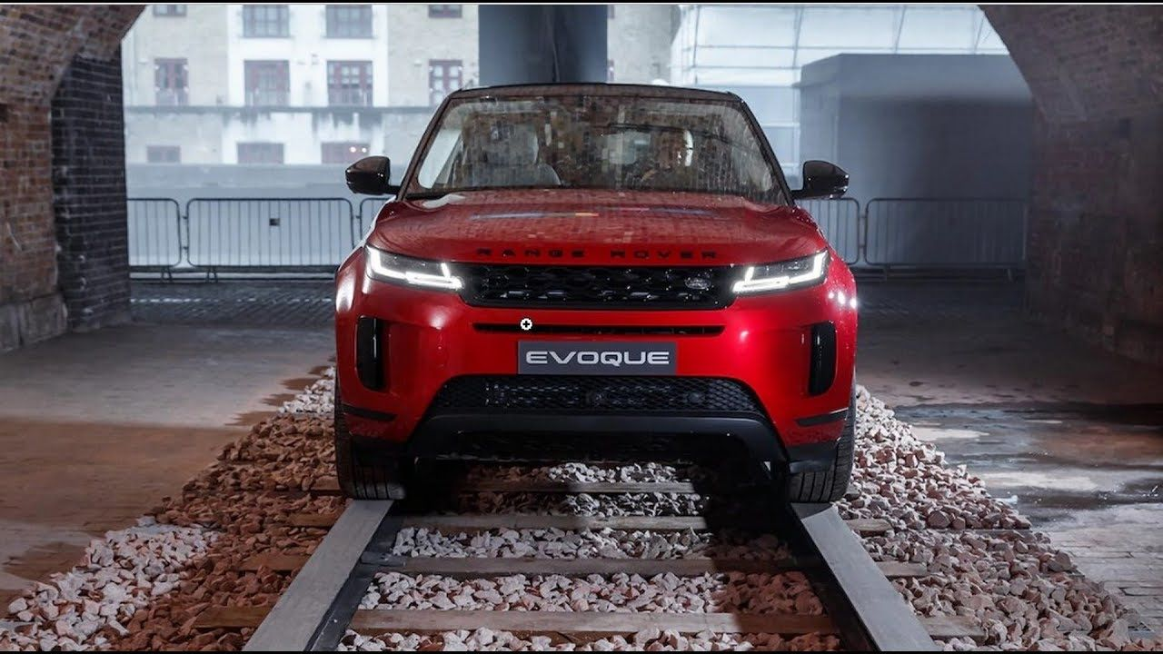 2020 Range Rover Evoque Quick Off Road Drive Advancement Or Then