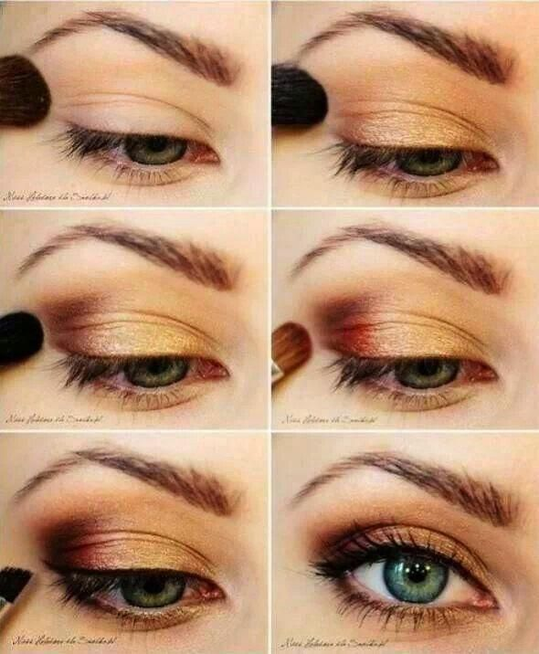 Imgenes De Cute Makeup Tutorial For Blue Eyes