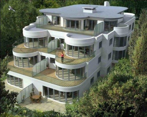 25 Dream Houses Unique House Design House Designs Exterior House Architecture Design