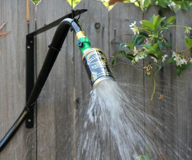 Can Shower Head Garden Shower Shower Heads Backyard Projects
