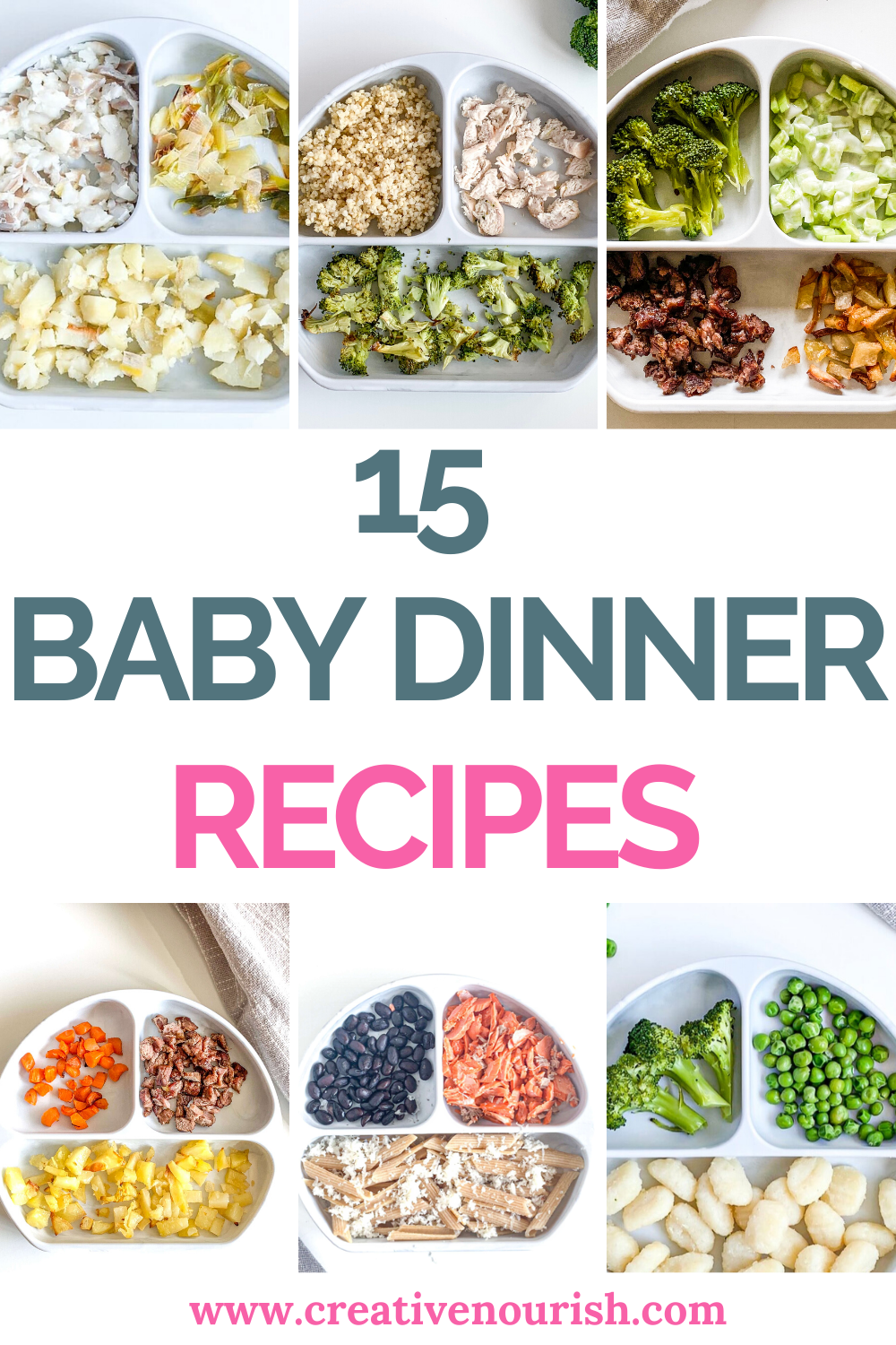 Easy Healthy Recipes For Your Babys Dinner From 6 12