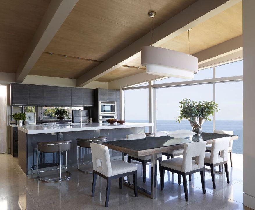 Contemporary Beach Home - interior design by Ohara Davies-Gaetano
