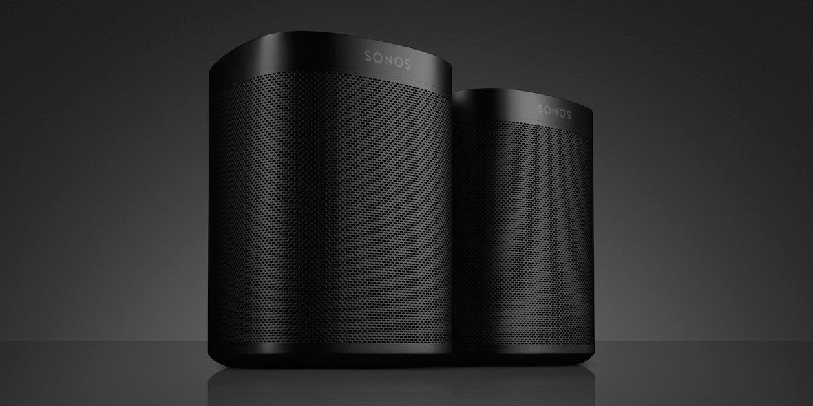Sonos One vs Apple HomePod Sonos is offering two One