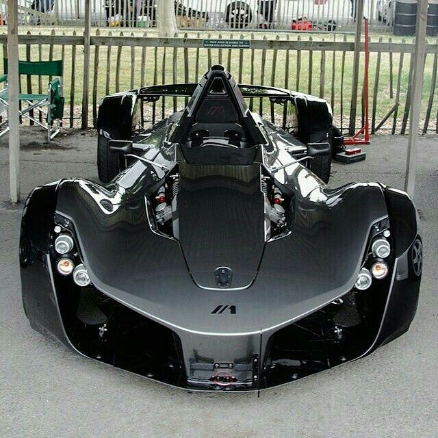 England Luxury Car: Pin On BAC Mono (England