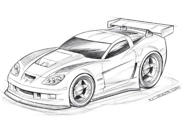 Cartoon Car Drawings Sketches | pojazdy | Pinterest | Car drawings ...