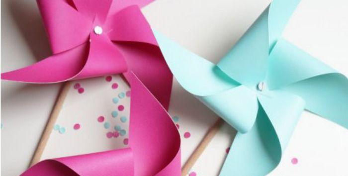 diy un moulin en papier qui tourne mariage pinterest bricolage papier et bricolage d co. Black Bedroom Furniture Sets. Home Design Ideas