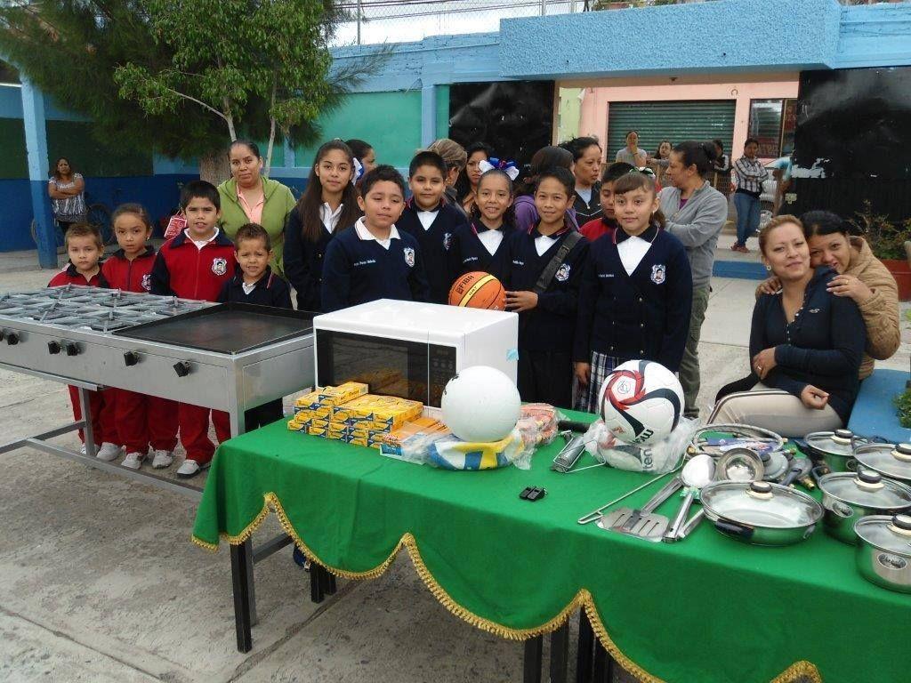 En el marco del programa escuelas de tiempo completo la for Comedor completo a la meta