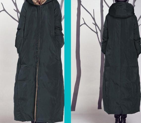 68c2031194e Size S-10xl Bud Style Long Down Jacket