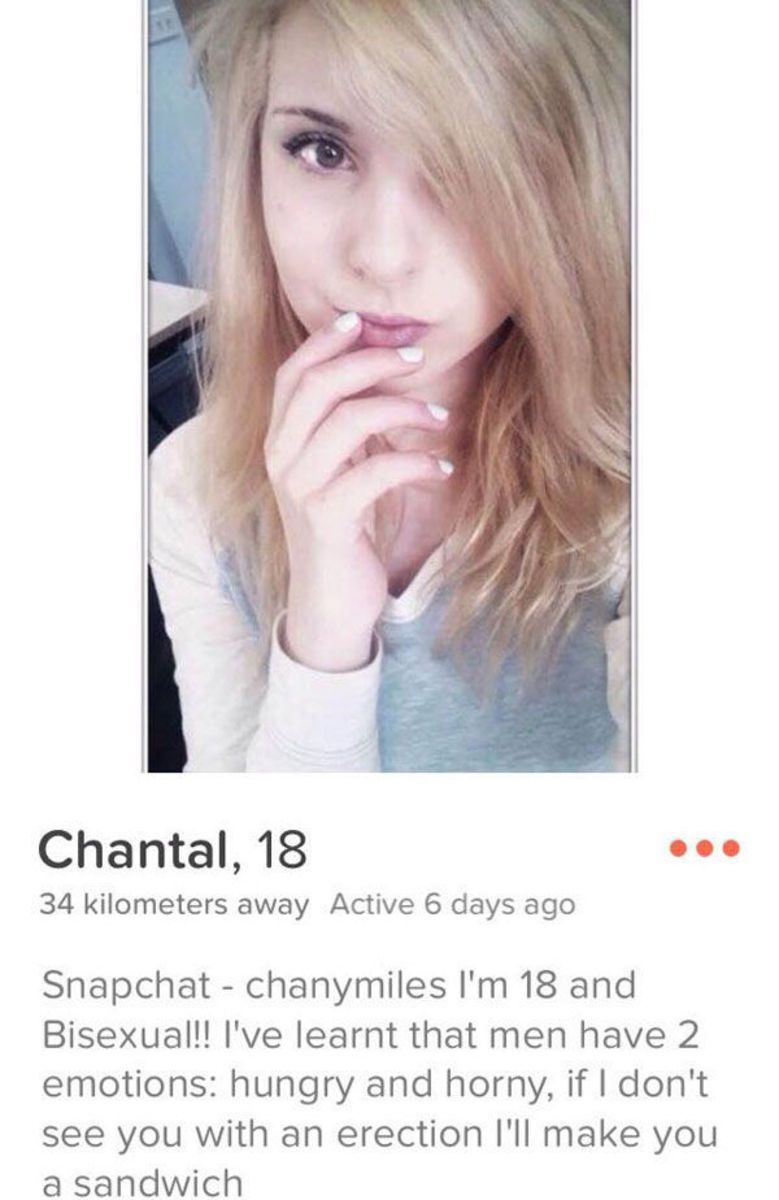 How to tinder profil