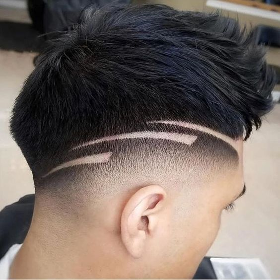 Hairstyle Shaved Hair Designs Hair Tattoo Designs Gents Hair Style