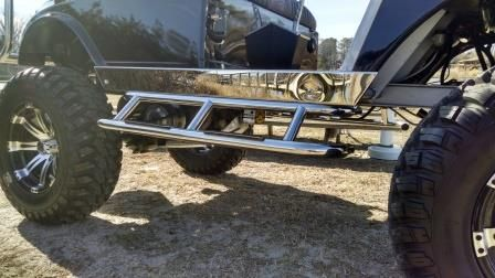 Stainless Steel Rocker Panels And Side Steps Wildest