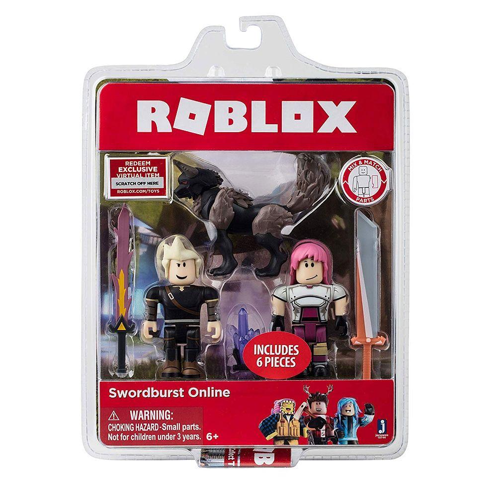 Roblox 2 Figure Game Pack Swordburst Online Everest Toys R