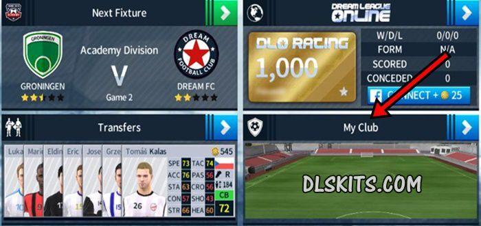 Dream League Soccer Kits 2019-2020 [All DLS 19 Kits