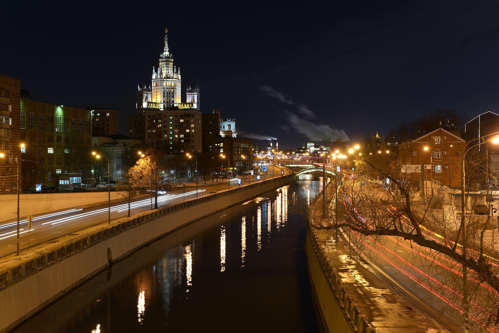 Картинки города анимация