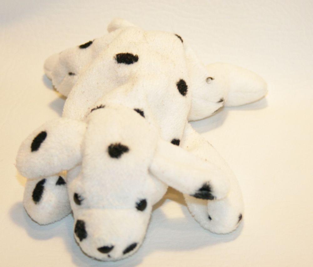 plush dalmatian stuffed animal puppy dog toy doll lovey small  - plush dalmatian stuffed animal puppy dog toy doll lovey small beanbag