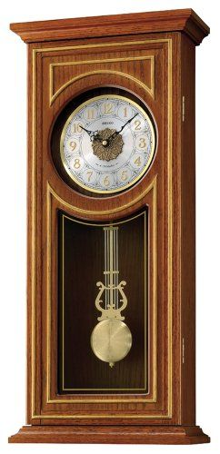 Seiko Qxm269blh Wall With Pendulum Clock To View Further For This Item Visit The Image Link Clock Pendulum Clock Pendulum Wall Clock