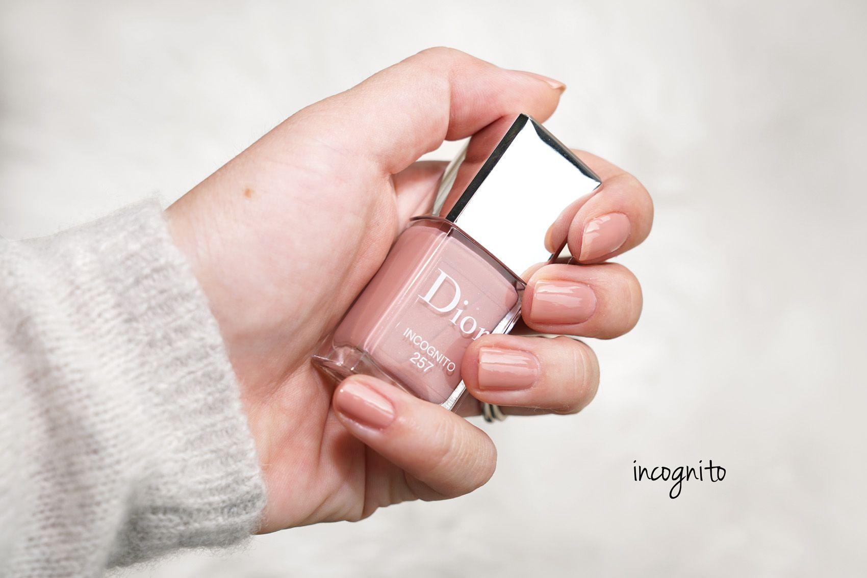 Dior Incognito Nail Polish The Beauty Look Book In 2020 Dior Nail Glow Dior Nails Nail Polish