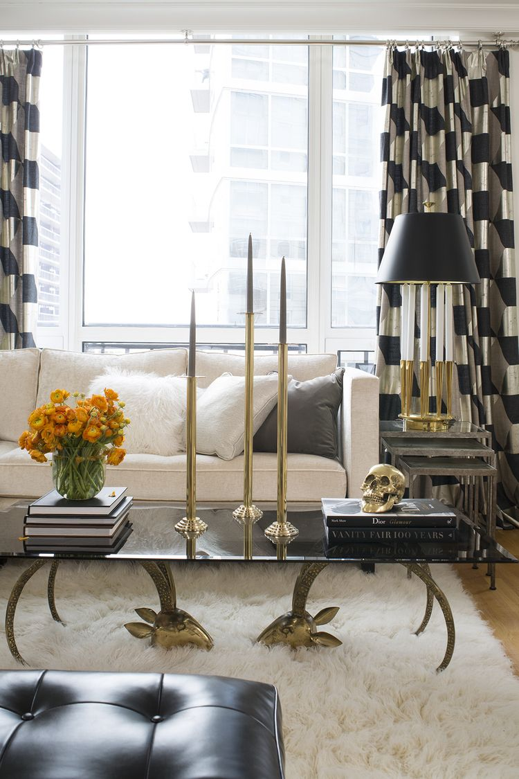 Decorating Chicago: the art of modern glamour | Einrichtung und Ideen