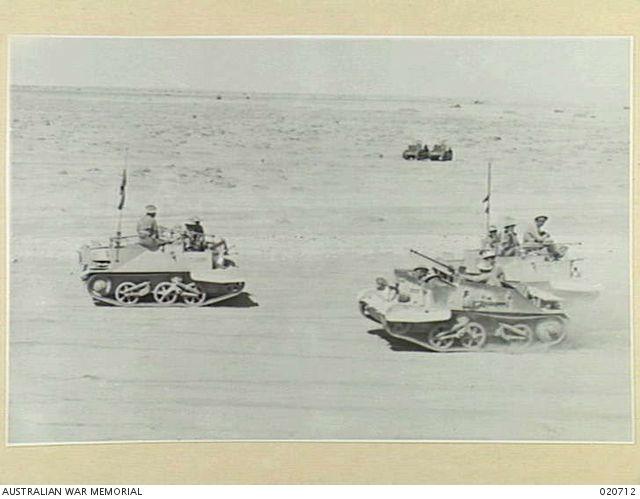 Bren Gun Carrier North Africa