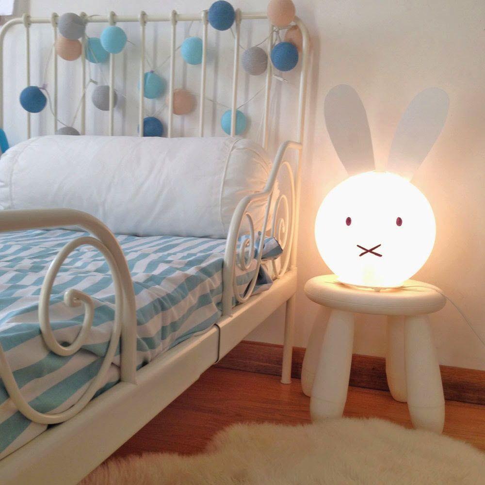 Fabriquer Une Lampe Lapin Miffy Lampe Lapin Miffy Lampe Bebe Lampe Enfant