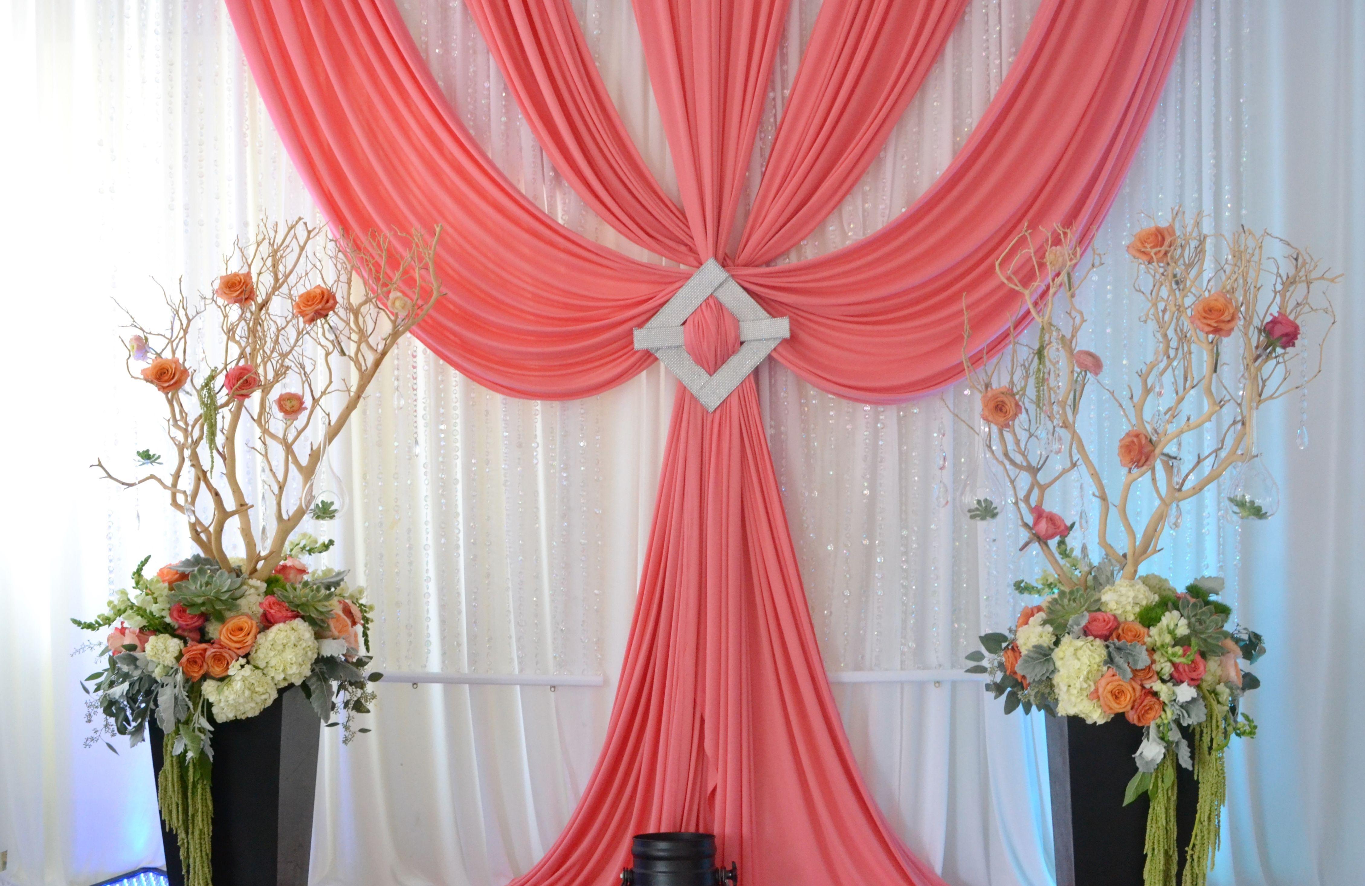 Resultado de imagen para telones de fiestas de bodas | mesa ...