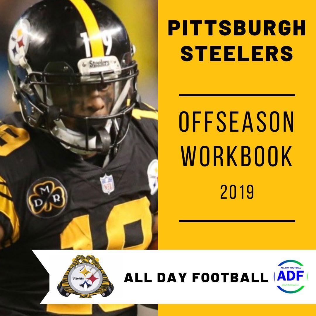 Just Released🚨 Pittsburgh Steelers Offseason WorkBook 2019