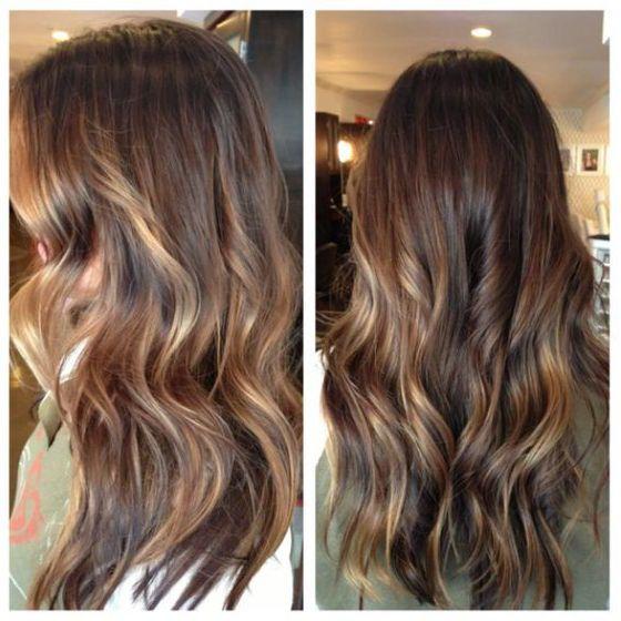 9 Hottest Balayage Hair Highlights Ideas - Hair Fashion Online