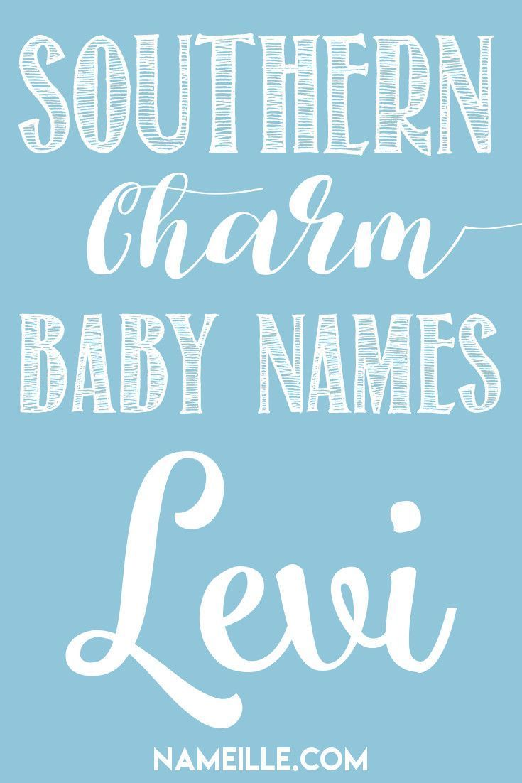 Baby boy middle names that go with levi